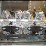 4th axis tombstone, cnc milling, haas, precision machining